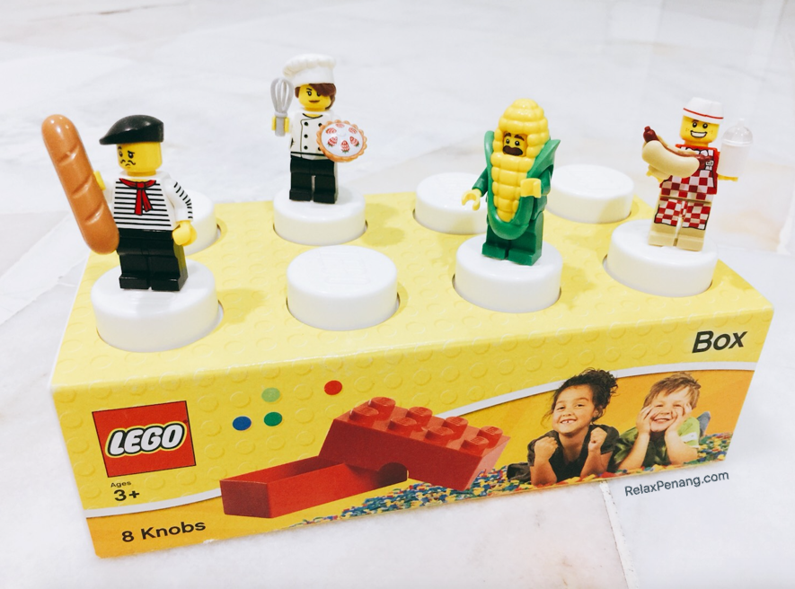 Tastier & Healthier with Lego Lunch Box - Relax Penang
