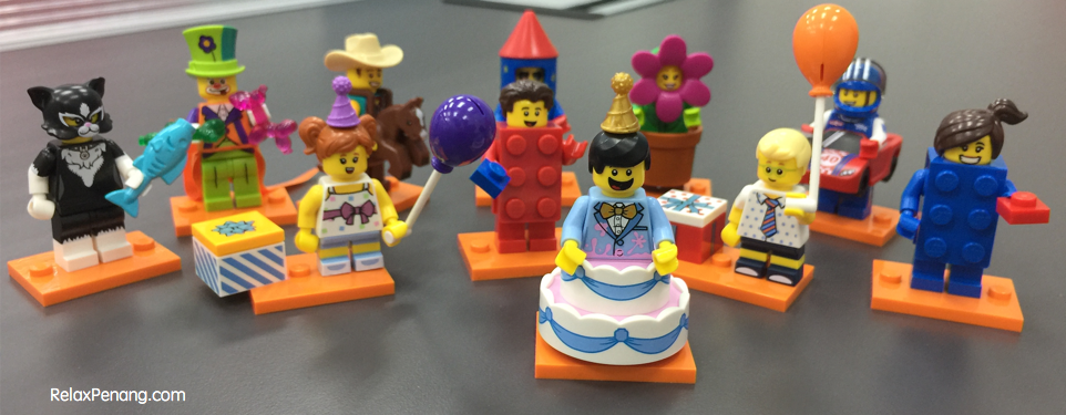 Lego Minifigures 40th Anniversary Series 18