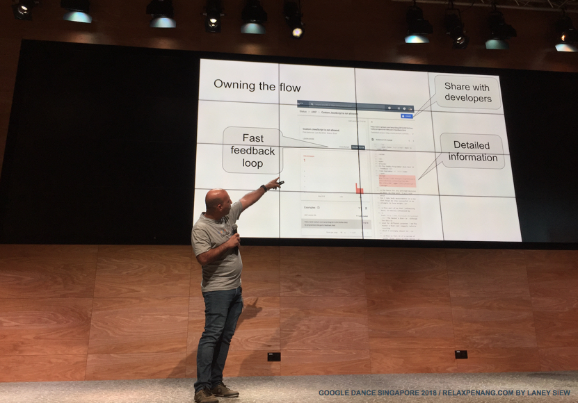 The New Search Console Owning The Flow Google Dance Singapore 2018 Yinnon Haviv