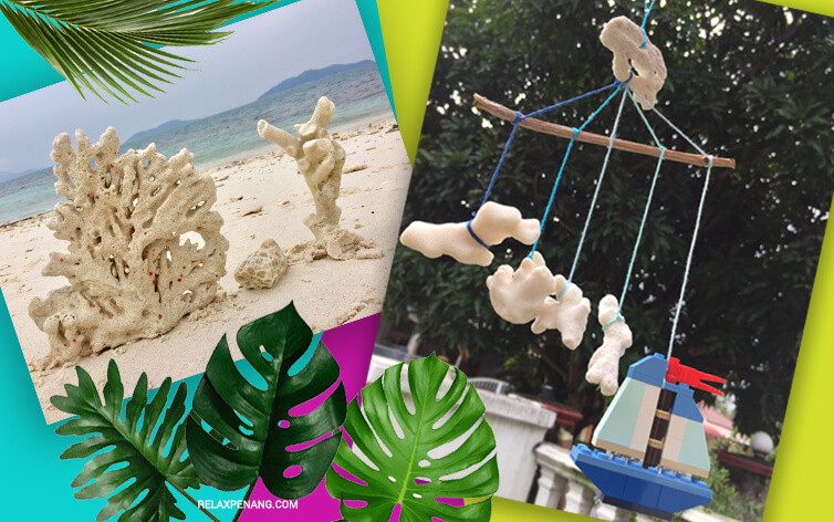 DIY Corals Wind Chime: Melody from the Ocean