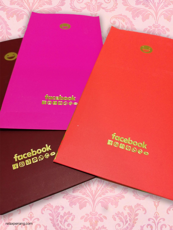 Facebook Chinese New Year Red Packet Hong Bao Ang Pao