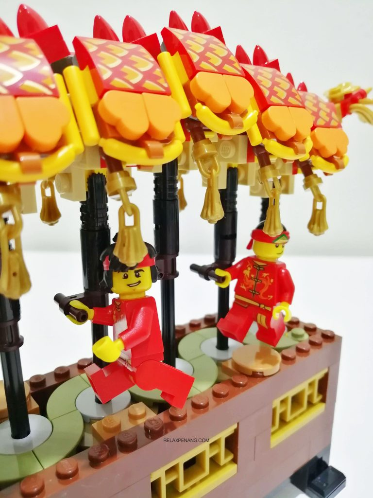 LEGO Dragon Dance Review 2019