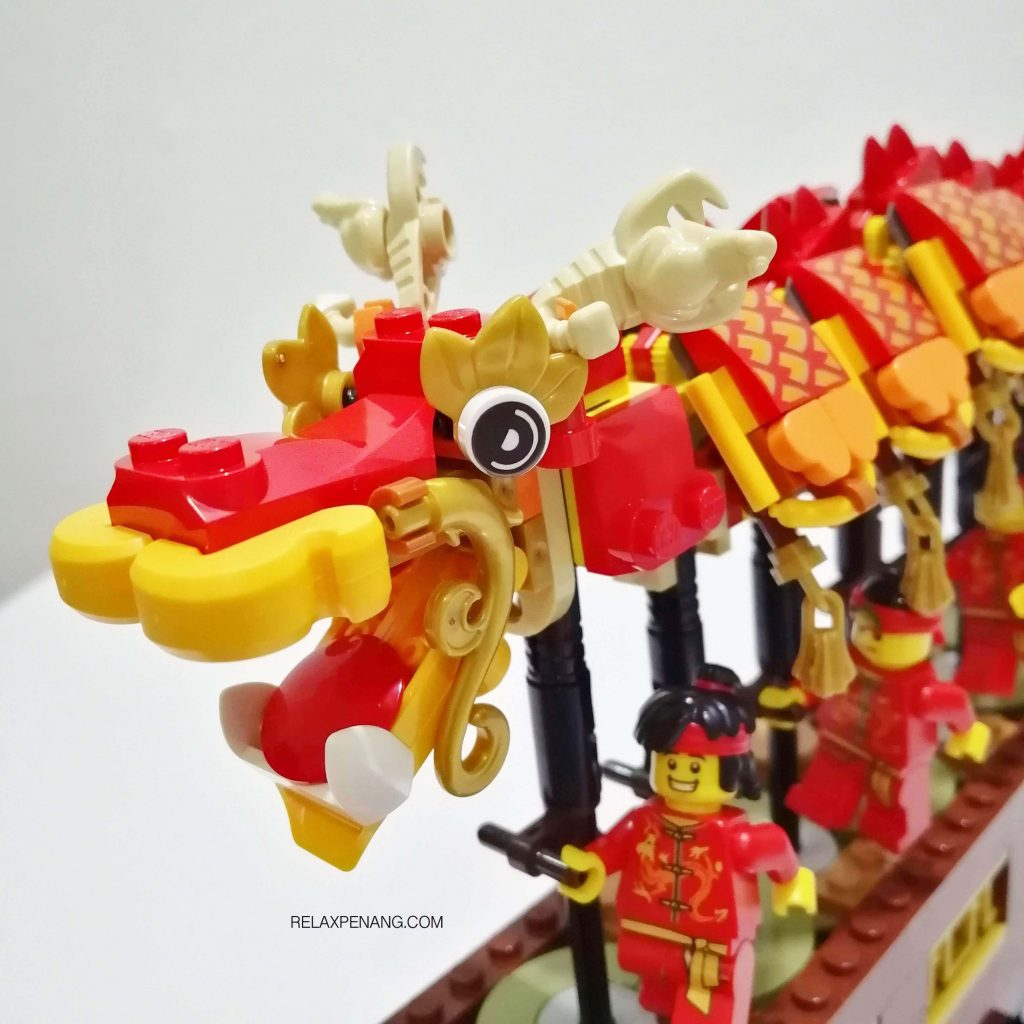 LEGO Dragon Dance Review 4