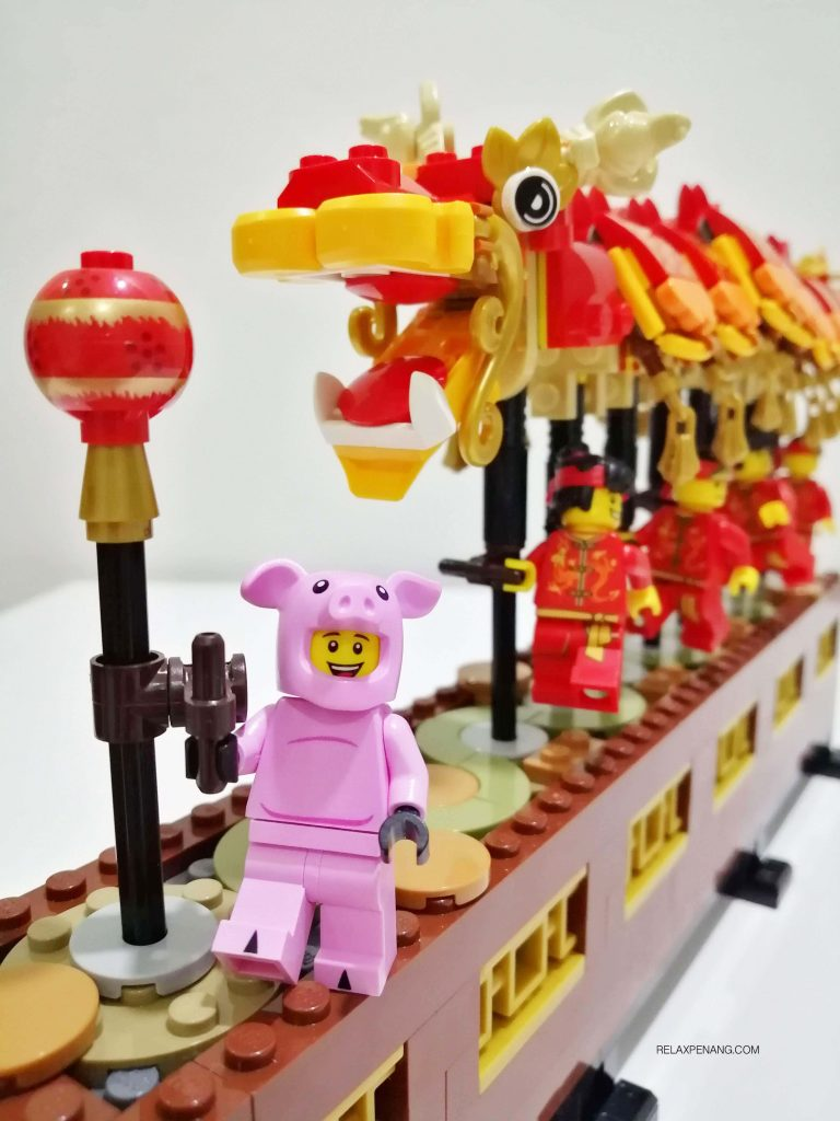 LEGO Dragon Dance Review 5
