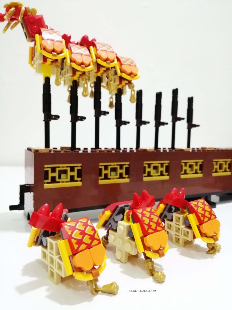 LEGO Dragon Dance Review 7