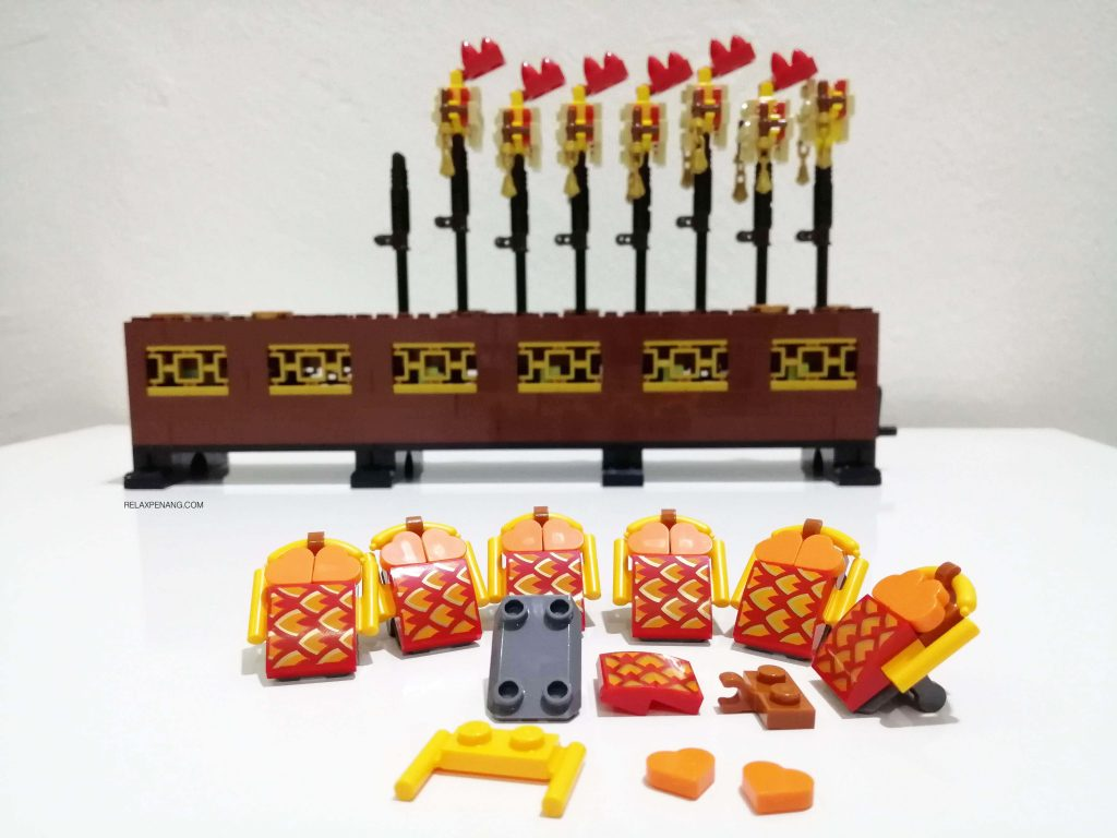 LEGO Dragon Dance Review 9