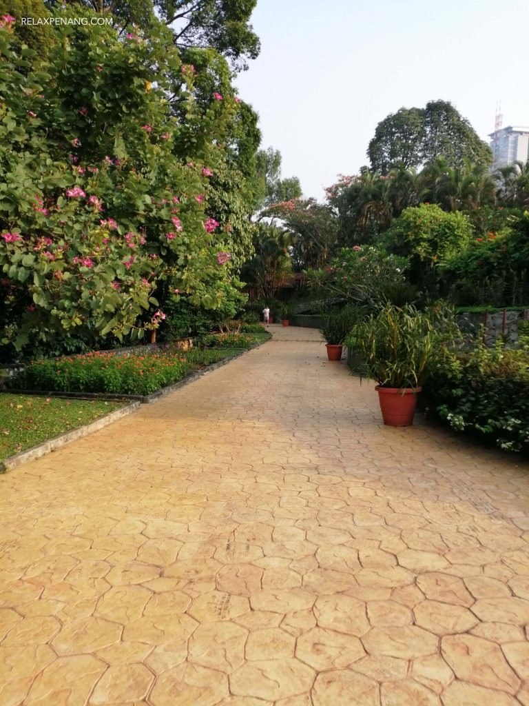 Orchid Garden Kuala Lumpur Best Jogging Track