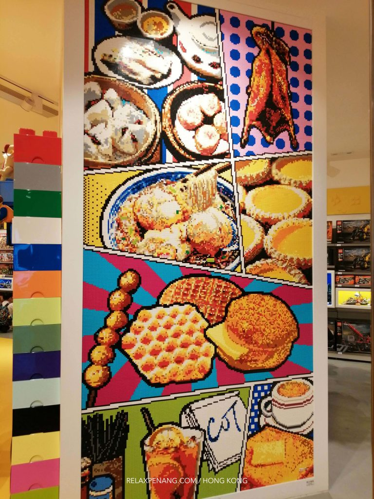 Lego Store Hong Kong Time Square