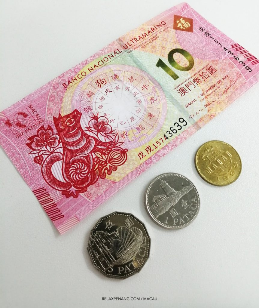 Macau Currency