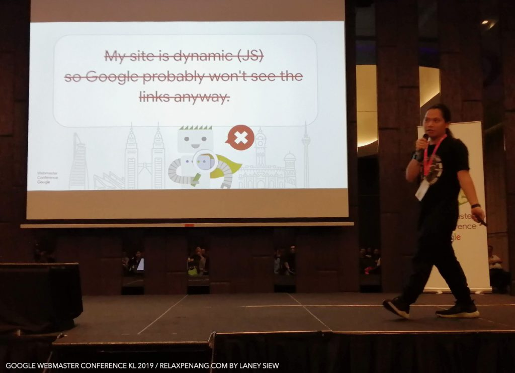 SEO Link Myth Busting by Duy Nguyen Google Webmaster Conference KL Malaysia August 2019