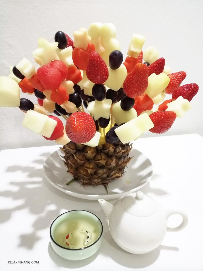 Fruits Decor How To Make Fruity Fireworks