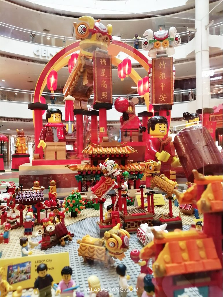 LEGO Chinese New Year Lion Dance 80104